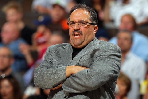 Stan Van Gundy still doesn't think John Wall's a franchise player, and that's OK