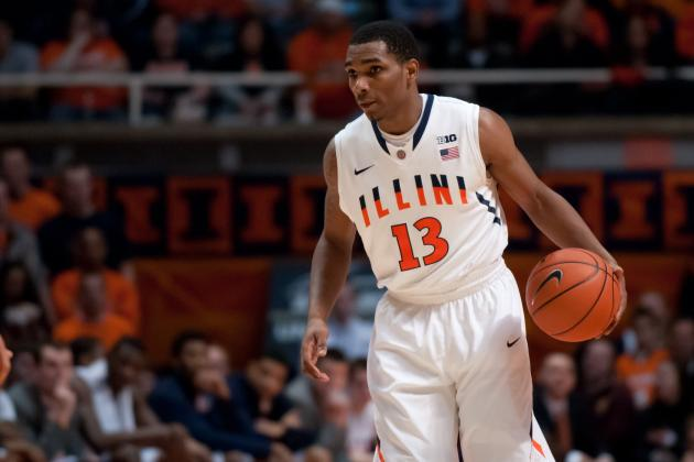 Indiana Basketball: Fighting Illini Players Who Will Give No. 1 Hoosiers Fits