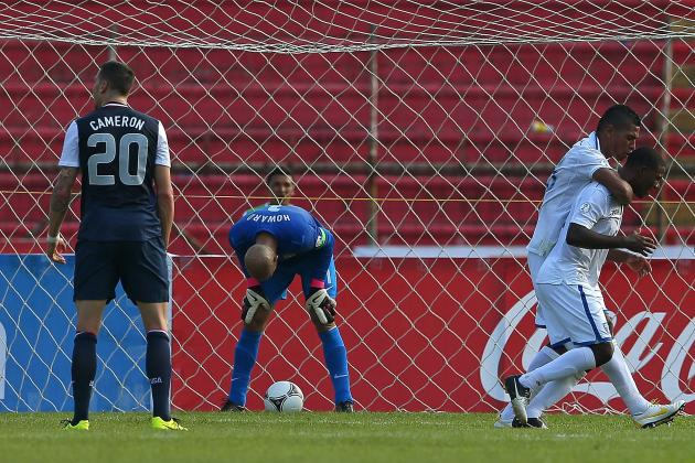 2014 World Cup Qualifying: United States in Real Danger After Loss to Honduras