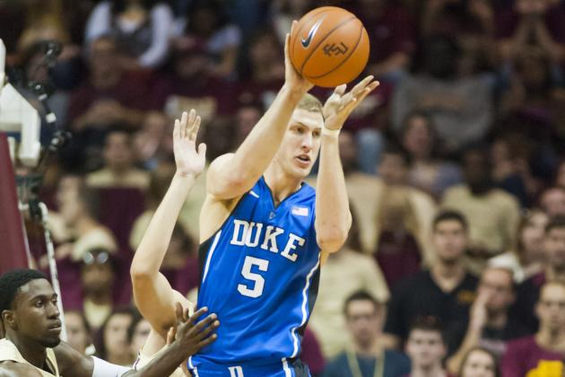 Duke Basketball: What Mason Plumlee Must Do to Be the 2013 Player of the Year