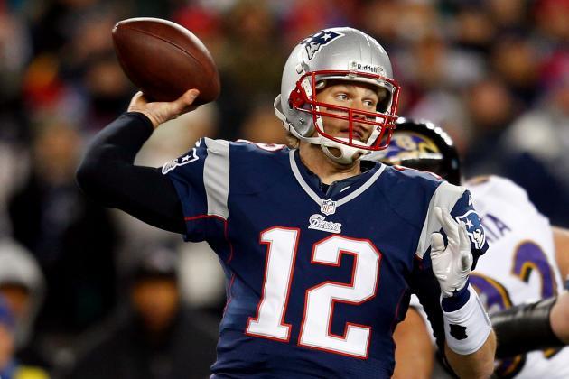 Three Patriots May Gobble Up 35 Percent of Team's Cap