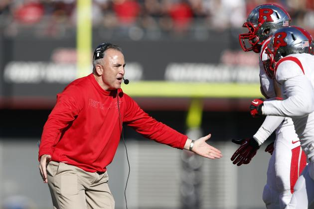 Rutgers Filled Needs with 2013 Recruiting Class, Kyle Flood Says