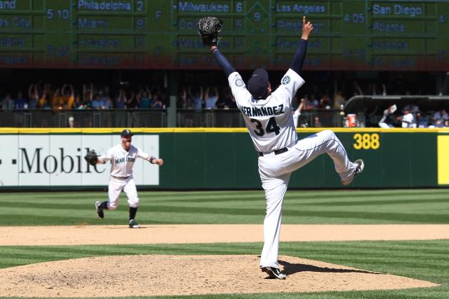 Mariner for Life: Seattle Signs Felix Hernandez to $135.5MM Extension