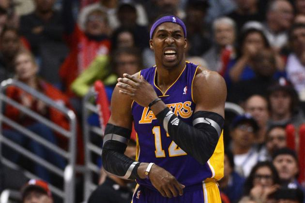 Dwight Howard: Kobe Bryant's Comments on Injured Star Prove Pressure Is Mounting