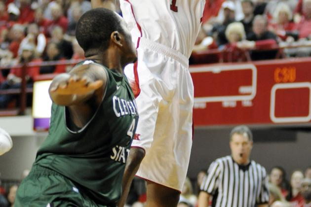 Devon Long Scores Career-High 23, Leads Cleveland State Past Youngstown State