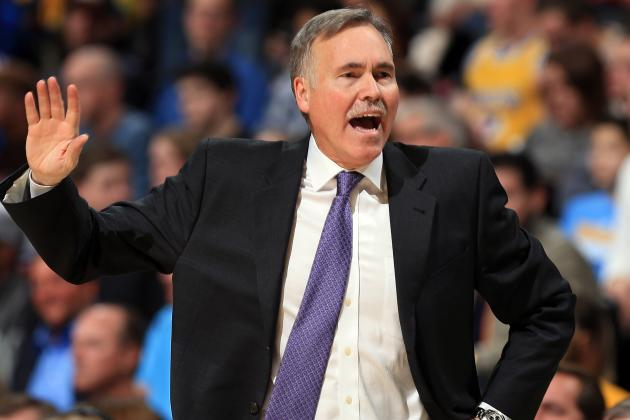 Mike D'Antoni Plans to Speak with Mitch Kupchak About Roster