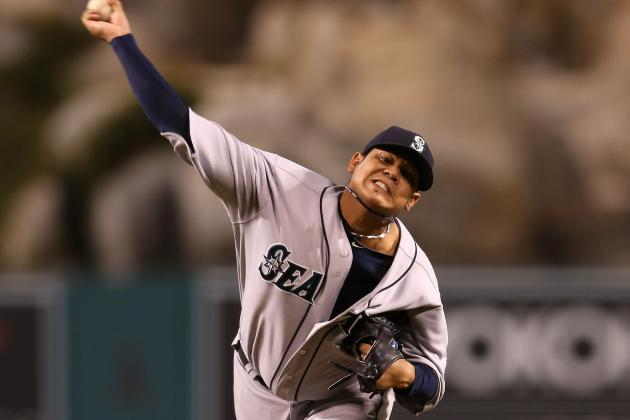 Mariners Wager Future on Felix's Right Arm