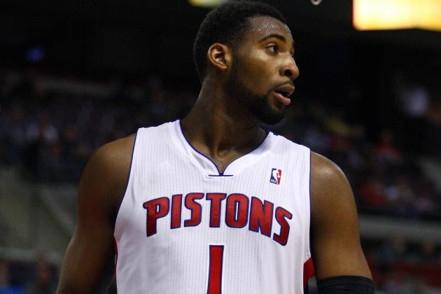 Andre Drummond Misses Pistons Practice for 'Precautionary' Doctor's Exam on Back