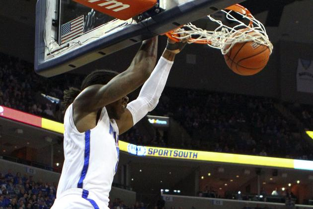C-USA Clears Shaq Goodwin to Play Against Southern Miss on Saturday