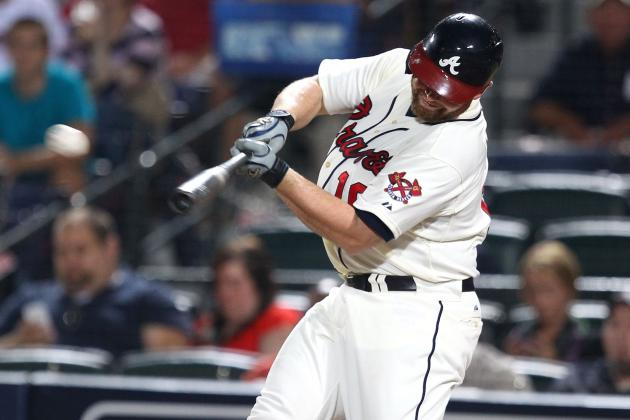 Rehab Going Well, but Braves' McCann Unlikely for Opening Day