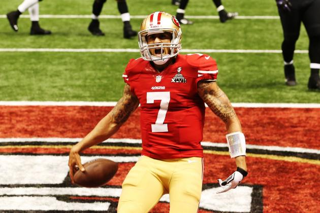 Colin Kaepernick Gets New Tattoo After Super Bowl Loss
