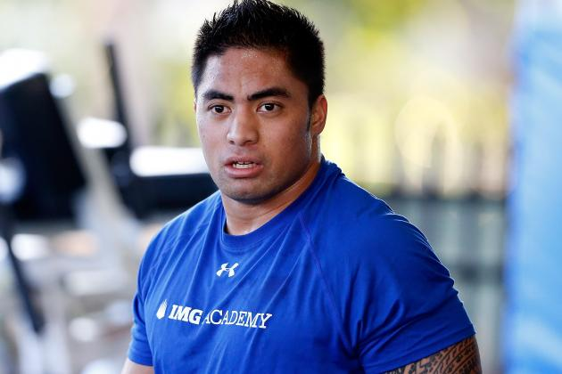 Manti Te'o Shuts Down Twitter to Focus on NFL Draft