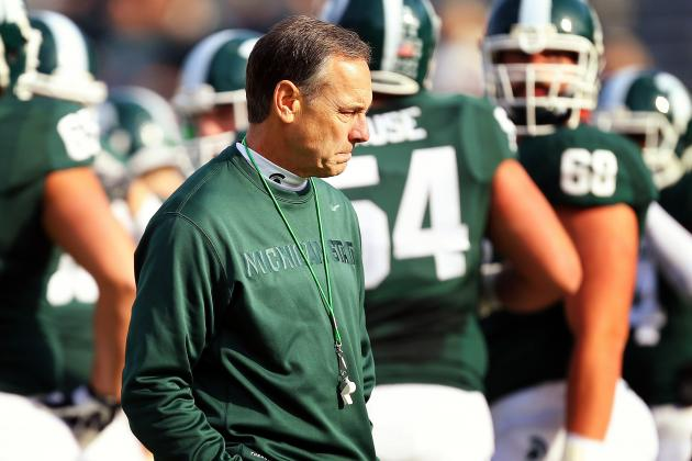 Dantonio Dishes on Sparty's New Additions