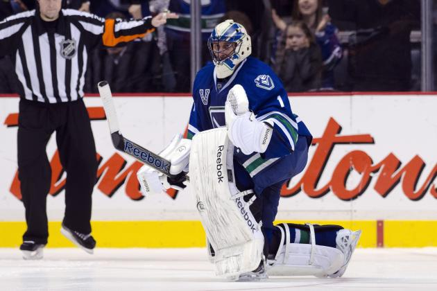 NHL Trade Rumors: Thursday's Buzz on Roberto Luongo and Other Goalies
