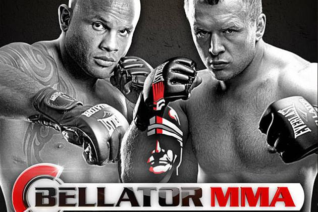 Bellator 88: Alexander Shlemenko vs. Maiquel Falcao Play-by-Play & Live Results