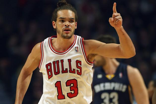 Bulls' Noah (foot) Says He Will Play vs. Nuggets
