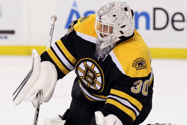 Islanders Acquire GK Tim Thomas from Bruins for 2nd-Rounder