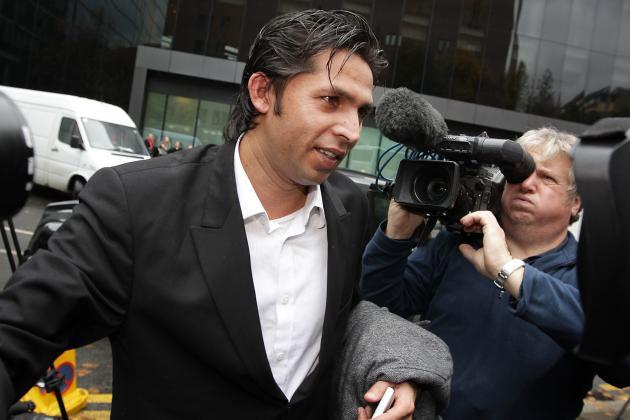 Asif Presents Appeal Case in Switzerland