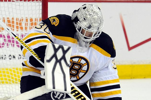 Tim Thomas Traded by Boston to New York Islanders