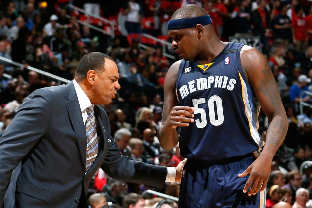 Grizzlies' Zach Randolph Wins NBA's Kia Community Assist Award for January
