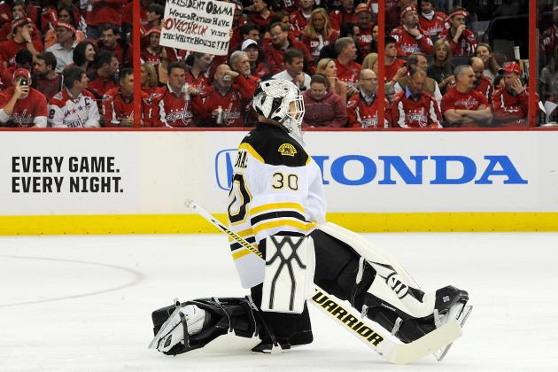 Boston Bruins Trade Tim Thomas to NY Islanders