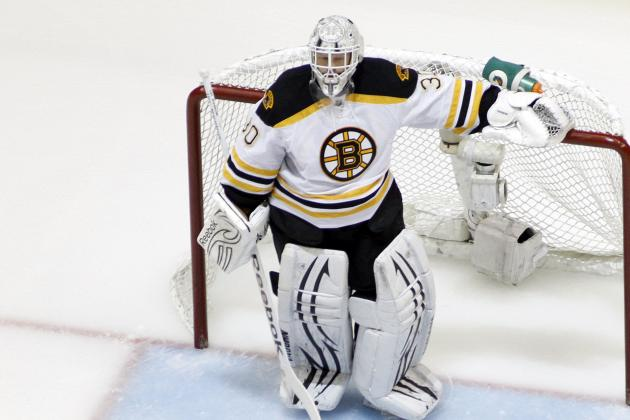 Tim Thomas Traded from Bruins to Islanders