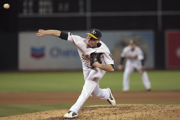 A's Focusing on Depth, Youth for 2013