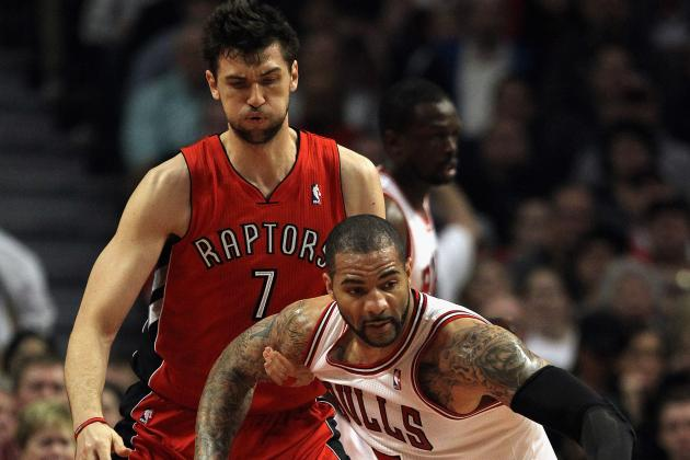 Sources: Boozer-Bargnani Deal Being Explored