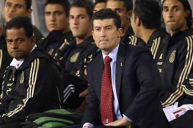 Mexico vs. Jamaica: El Tri Need to Solve Striker Issues Before World Cup 2014
