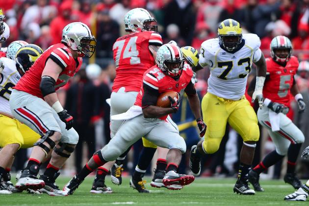 Michigan and Ohio State Are Turning Big Ten into Big Two Again