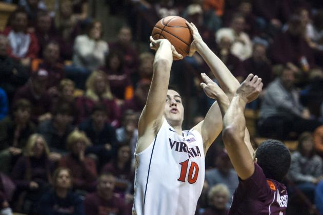UVa Freshman Center Mike Tobey out Indefinitely