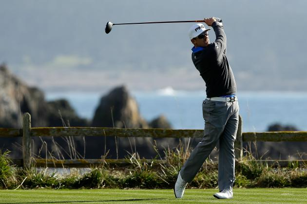 AT&T Pebble Beach National Pro-Am 2013: Day 1 Leaderboard Analysis, Highlights