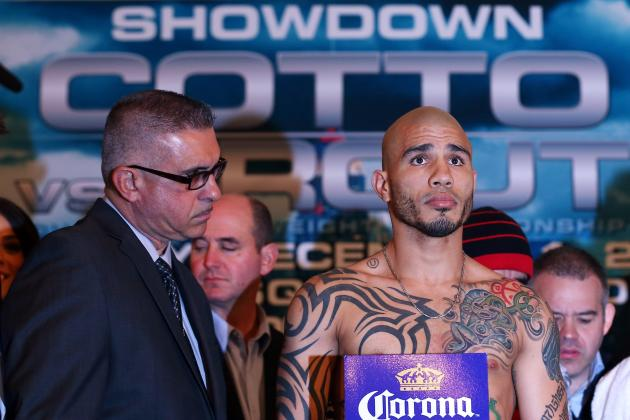 Cotto Waiting Until the Smoke Clears to Pick Next Opponent for Fall