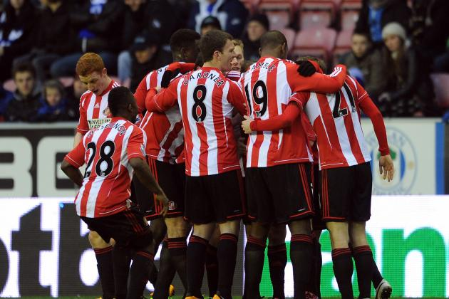 Sunderland's Biggest Remaining Fixtures This Season