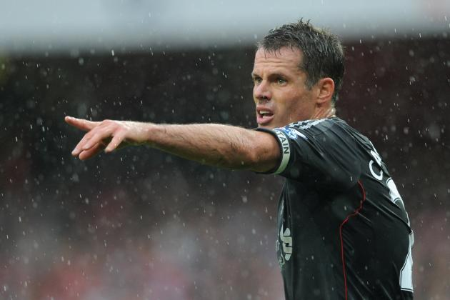 Liverpool Won't Miss Jamie Carragher the Player but Will Miss His Character
