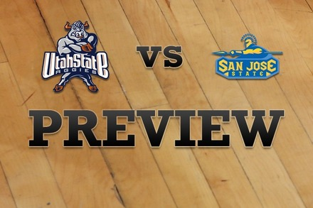 Utah State vs. San Jose State: Full Game Preview