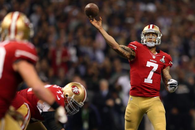 3 Areas That Colin Kaepernick Must Improve to Take the Next Step