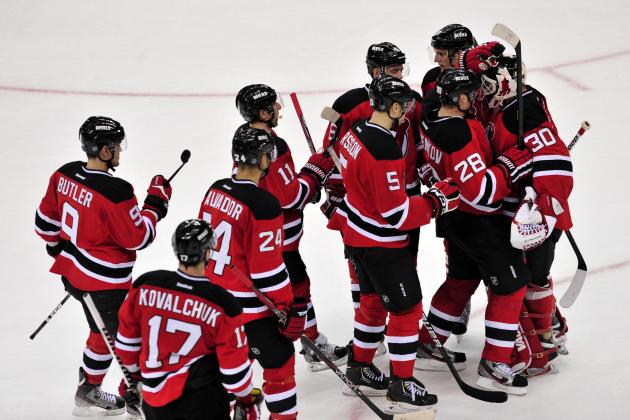 Are the Devils the Biggest Surprise Early in the 2013 NHL Season?