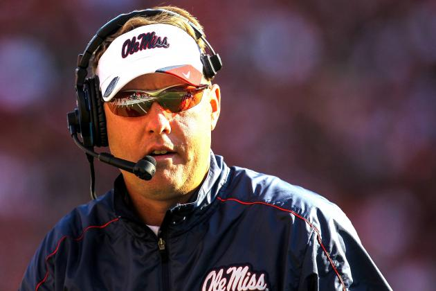 Meet the Biggest Winner of National Signing Day, Hugh Freeze