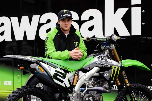 Supercross Champion Ryan Villopoto Reveals His Personal Side