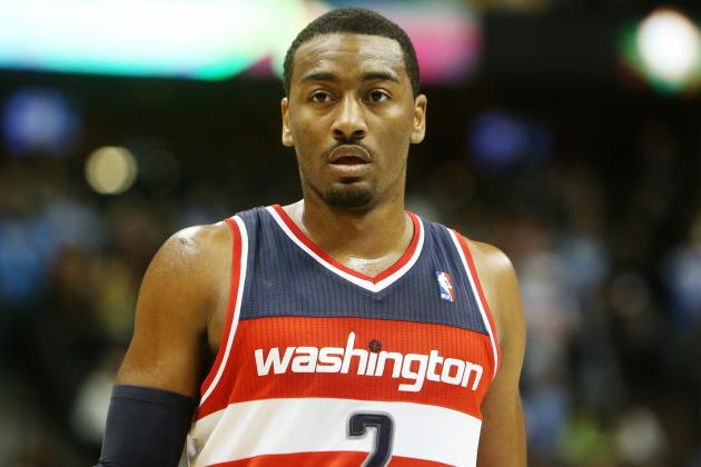 Wizards' John Wall Making Progress, Still Has Plenty of Room to Grow