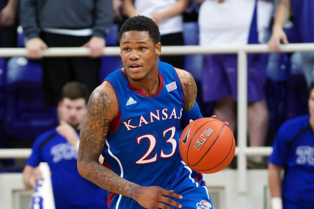 Kansas Basketball: A Look at the Jayhawks' Appalling Numbers from TCU Loss