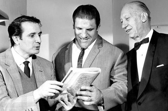 WWE Hall of Fame: Bruno Sammartino Held WWE Hostage, and That Is Just Fine