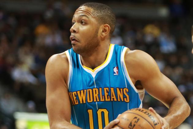 Eric Gordon Still Trying to Get in Shape Ahead of the All-Star Break