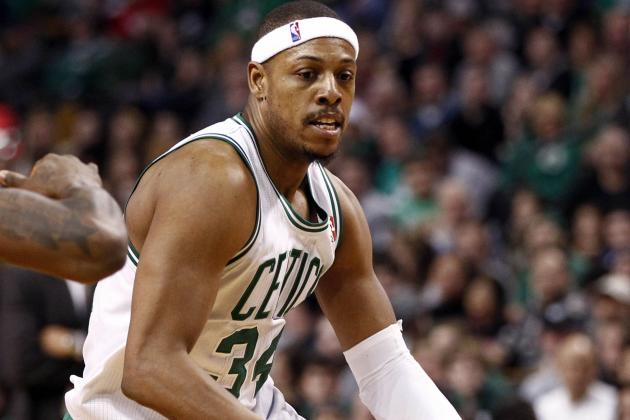 Video: Paul Pierce's AMAZING Cameo on Wheel of Fortune
