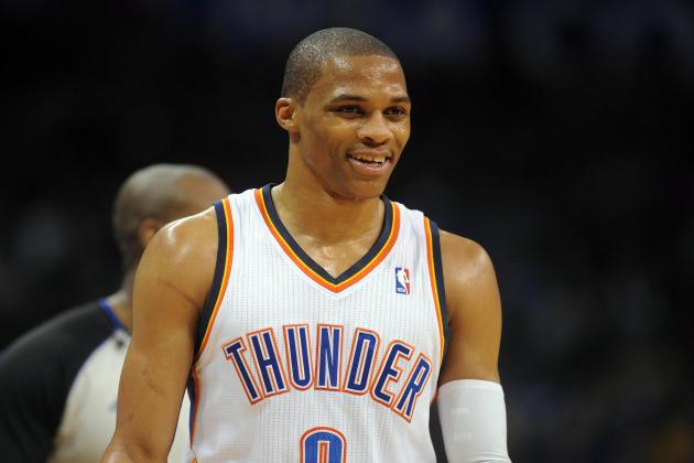 Russell Westbrook to Compete in Shooting Stars Challenge