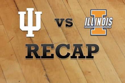 Indiana vs. Illinois: Recap, Stats, and Box Score