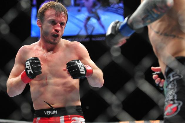 UFC on Fuel TV 9: Brad Pickett vs. Mike Easton Booked for April Card in Sweden
