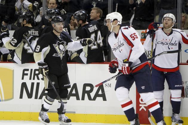Washington Capitals: Dreadful Start to Season Continues After 5-2 Loss to Pens
