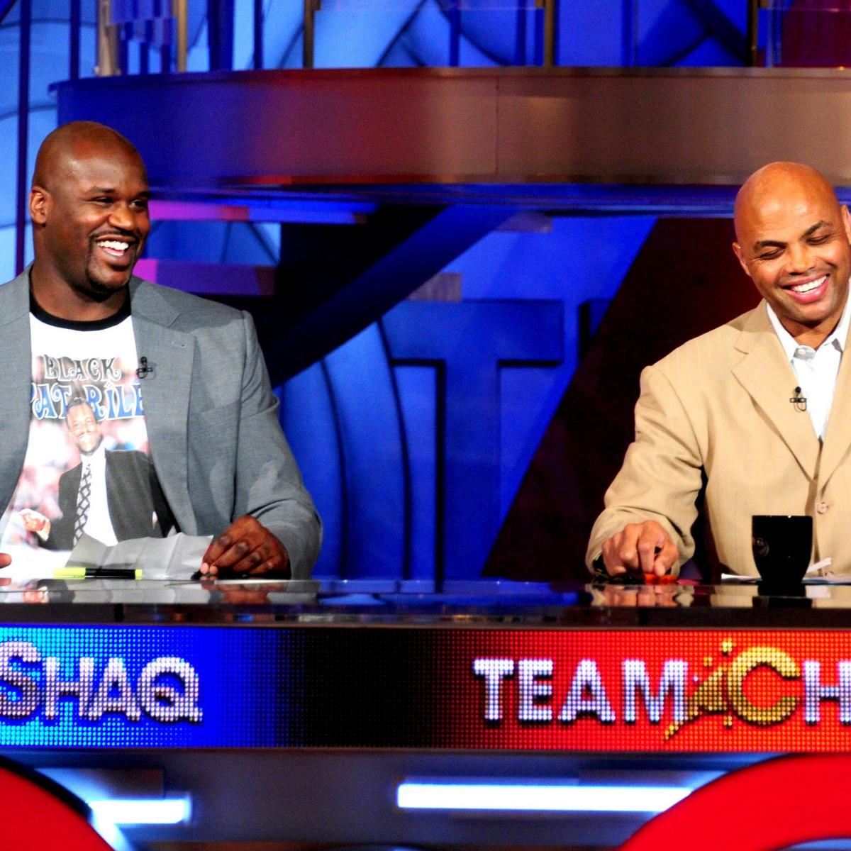 Team Chuck Vs. Team Shaq: Which 2013 Rising Stars Squad